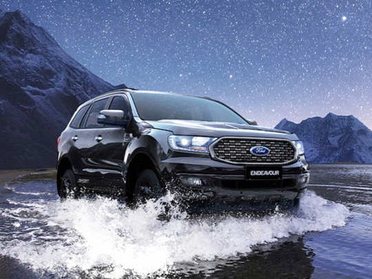 2020 Ford Endeavour Sport