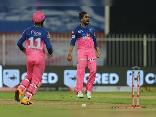 राजस्थानचा विजय