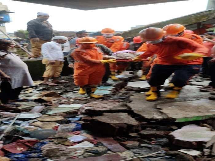 bhiwandi building collapse case