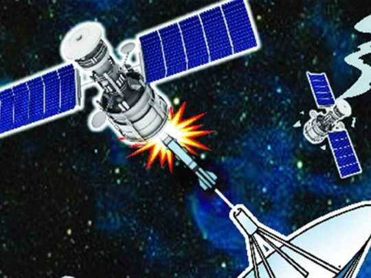 cyber warfare explained hacking by nations to control enemy satellites