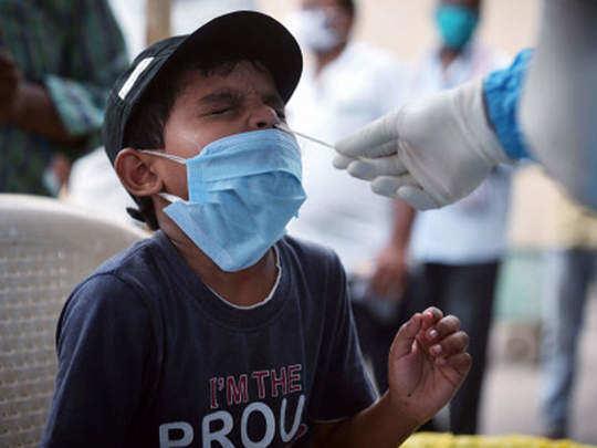 करोना संक्रमण (प्रातिनिधिक फोटो)