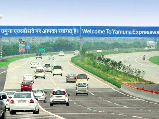 Yamuna-Expressway