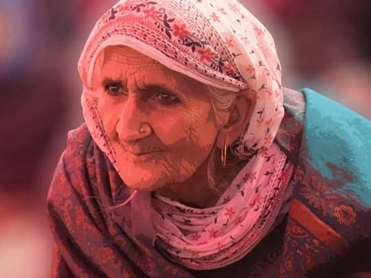Shaheen-Bagh-Dadi