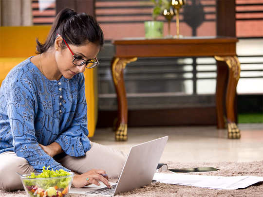 work from home in india, 80 percent indian faced technical problems