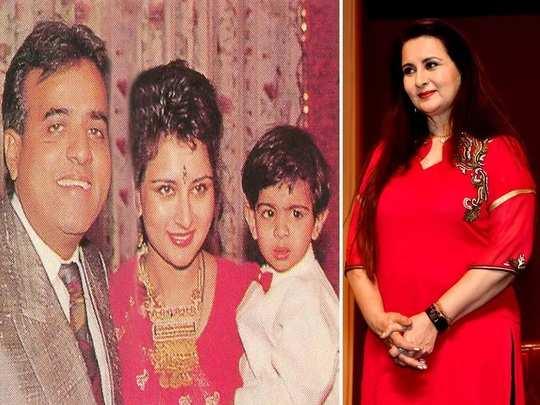 ashok thakeria cheated on poonam dhillon and she took revenge by cheating back in marathi