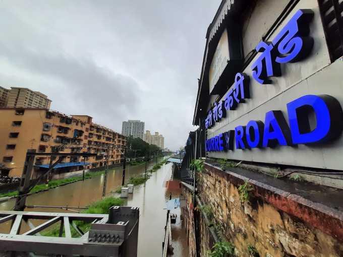 मुंबईवर आस्मानी संकट; मुसळधार पावसामुळं नागरिकांचे हाल
