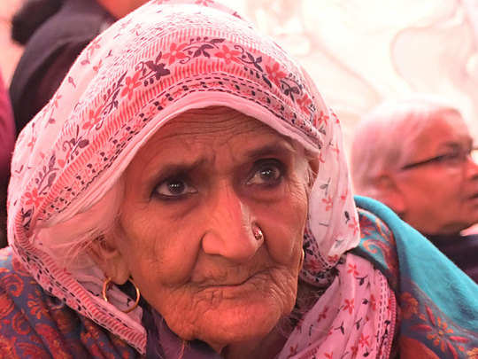 who is bilkis dadi whose name is included in world most influential people list of time magazin