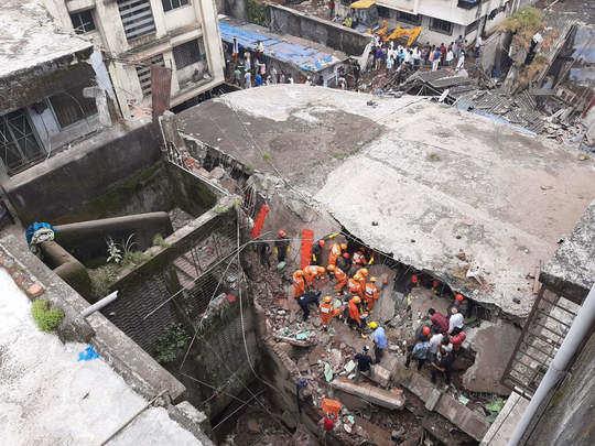 bhiwandi building collpase case