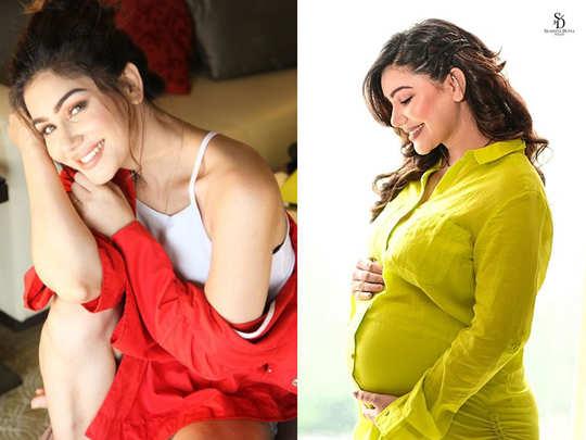 tu sooraj main saanjh piyaji fame kangna sharma pregnant announces good news with a baby bump