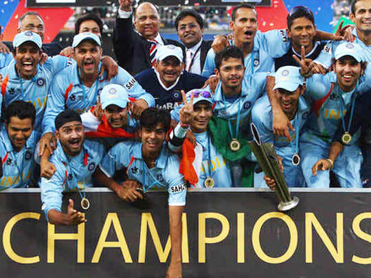 india 2007 world t20 champion