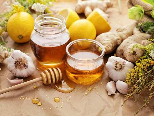 different uses of honey