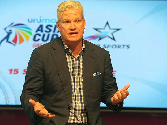 former australian cricketer and famous commentator dean jones died in mumbai see cricket world tribute him