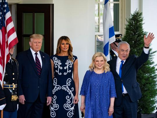 Netanyahu White House