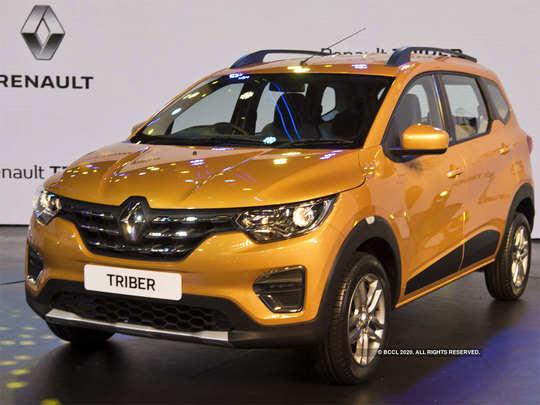 BS6 Renault Triber