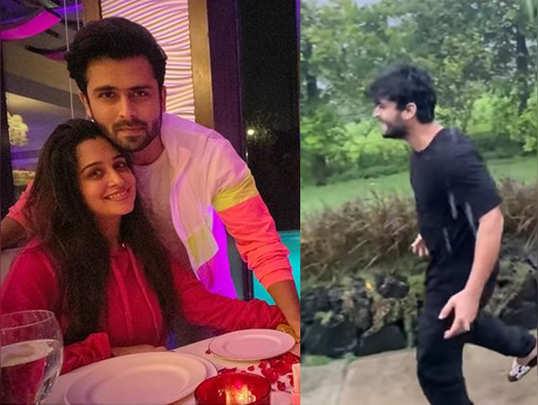 Shoaib Ibrahim romantic dinner date for Dipika Kakar
