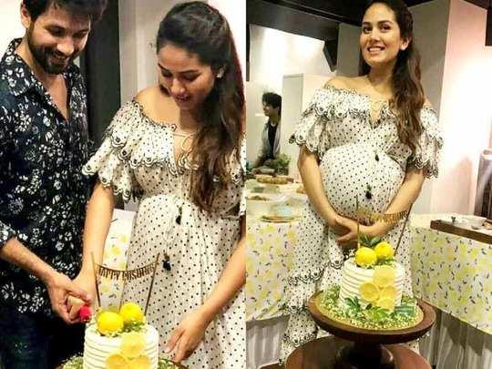 mira rajput pregnancy craving in hindi