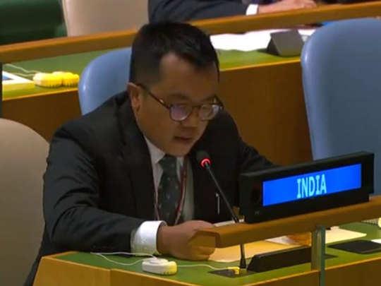 यूएन में भारत ने दिया पाकिस्तान को जवाब
