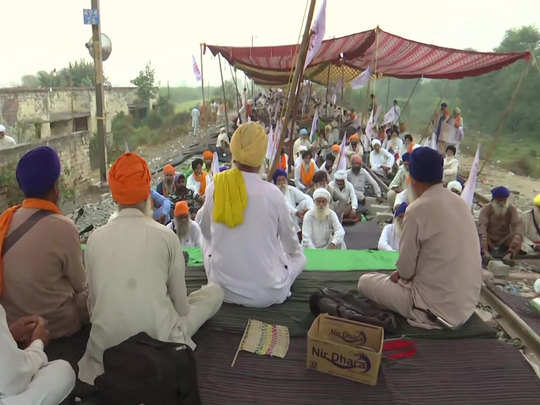 punjab farmers protest continue next three days more