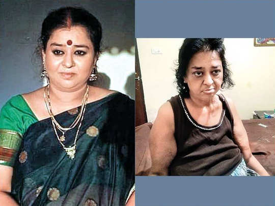 Nishi Singh Bhadli paralysed