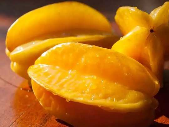 health benefits of eating star fruits in marathi