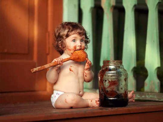 benefits of suji rava halwa or ravyacha shira give to baby in marathi
