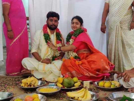 जून में ही कपल ने की थी शादी