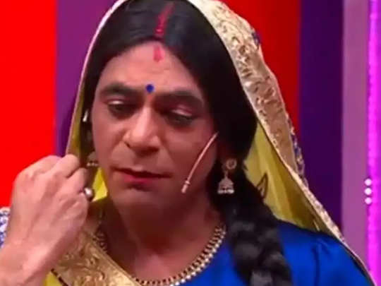 Sunil Grover hilarious video