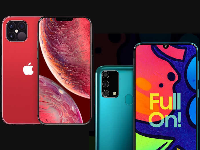 samsung galaxy f41 to apple iphone 12, upcoming smartphone launch in october 2020
