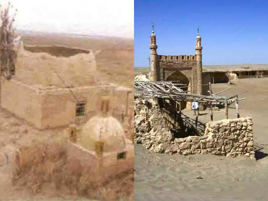 chinese campaign to erase islamic culture in xinjiang by attacking mosques and religious sites