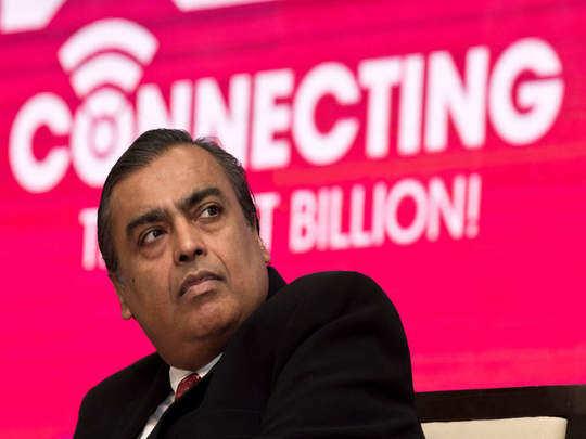 Mukesh Ambani.