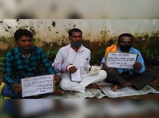 बिहार चुनाव: RIMS के बाहर लालू यादव से मिलने के लिए लालू चालीसा लिखने वाले शख्स ने डाला डेरा, मांगी परिहार विधानसभा से RJD की टिकट