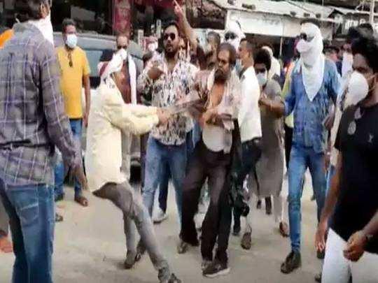 भररस्त्यात पत्रकाराला मारहाण; छत्तीसगड काँग्रेसच्या नेत्यांवर आरोप