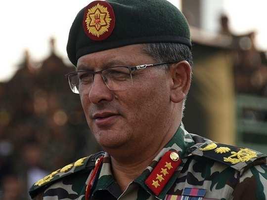 Nepal Army Chief