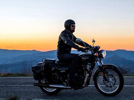 buy benelli imperiale 400 bike on less than 5000 emi