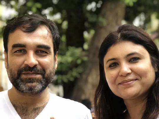 pankaj tripathi-mridula tripathi qualities and strong relationship