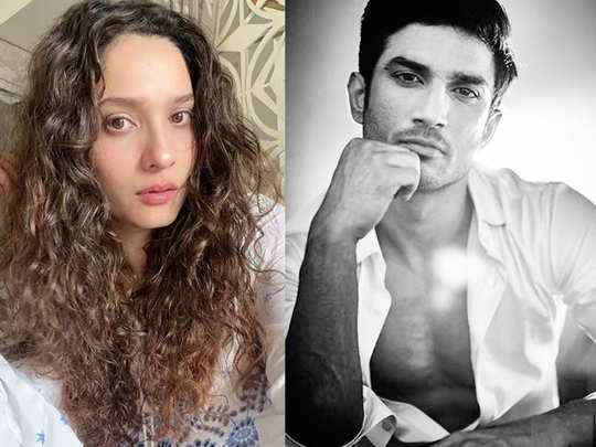 ankita lokhande blasts a fan who shared sushant last rajput arthi video asks him to delete