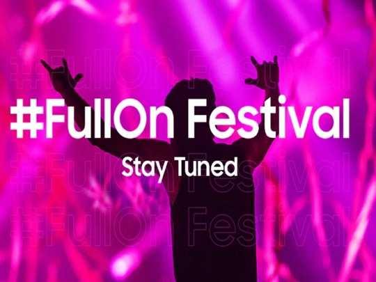 Full on festival