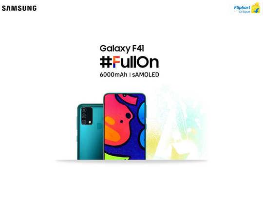 Samsung F41 Lead