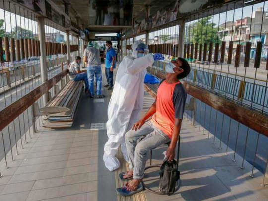 icmr sero survey two india infection prevalence was on a par with countries such as the us