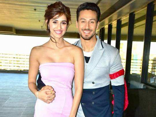 disha patani trolled for her bharat screening look with tiger shroff