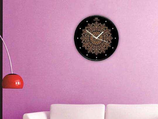 Wall Clock on Amazon : इन स्टाइलिश वॉल क्लॉक से बढ़ाएं घर की खूबसूरती