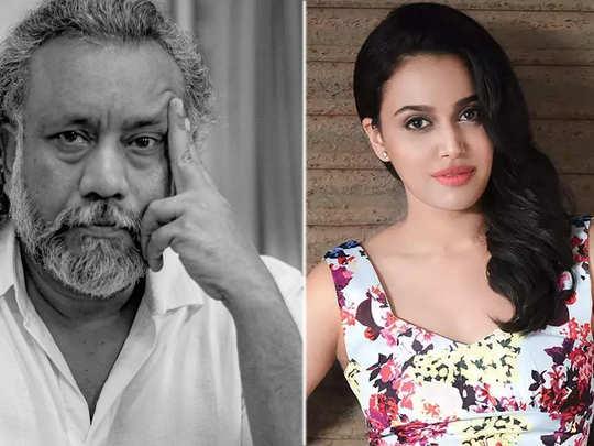 Anubhav Sinha And Swara Bhasker