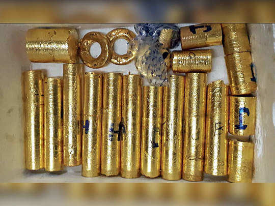 Kerala Gold smuggling case