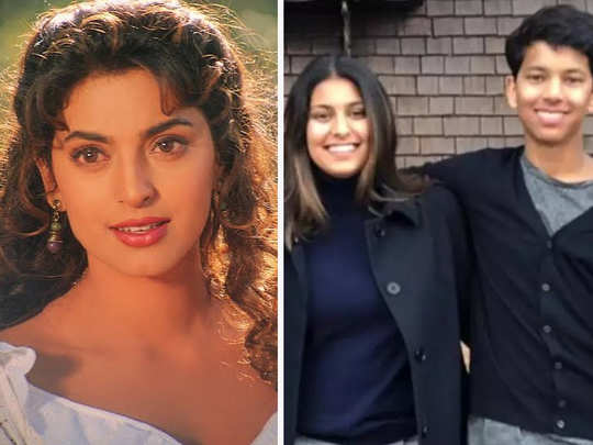 juhi chawla says that her son said i do not want to see your films that feature romance