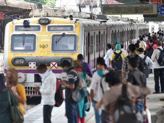 मुंबई लोकल (फाइल फोटो)