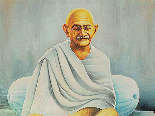 गांधी जयंती २०२० (प्रातिनिधिक फोटो)