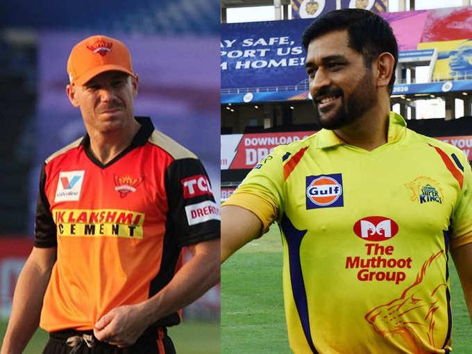 IPL 2020: चेन्नै की हैदराबाद से भिड़ंत, इन 5 खिलाड़ियों पर नजरें