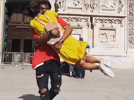 Hina Khan boyfriend Rocky shared a video