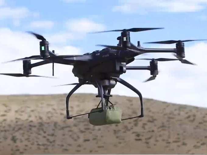 Zhanfu Drone 01