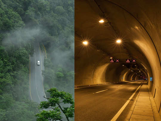 wayanad tunnel